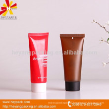 100ml plastic cosmetic foam tube