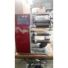 Slitting Machine with Two Rewinding Shaft Ce