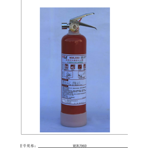 960ml Portable Fire-based Fire Extinguisher