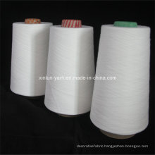Ring Spun Polyester/Viscose 65/35 Yarn Ne 40/1