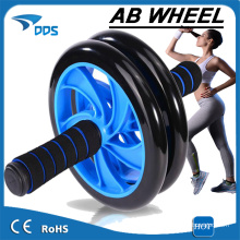 Hot Sell Fitness power strength indoor exercise AB Roller Exercise Wheel