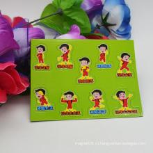 Пользовательские бумаги Puzzle холодильник Магнит Оптовая