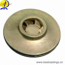 Impeller Precision Casting Bronze Sand Casting