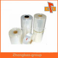Normal/Super protection printable soft PVC film in rolls for printing label with good quality
