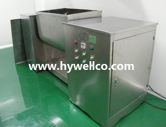 Wet Powder Blender