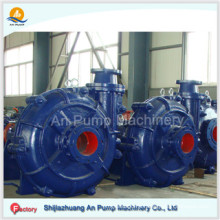 100m Pressure Electric Motor Driven Diesel Engine Sludge Mud Slurry Pump