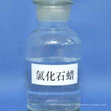 Paraffinique chlorée 52 pour plastifiant PVC