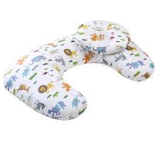 Wholesale detachable high quality soft pregnancy pillow baby feeding pillow
