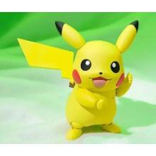 Mini personalizado pokemon PVC ação figura boneca crianças brinquedos de fabricação