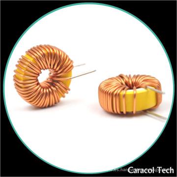 Venta directa de la fábrica Ferrite Core Choke Coil anillo vertical inductor