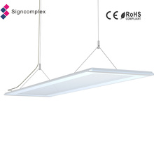 Float Square 300*1200mm Suspending LED Panel, Morden LED Pendant Light with 5 Years Warranty