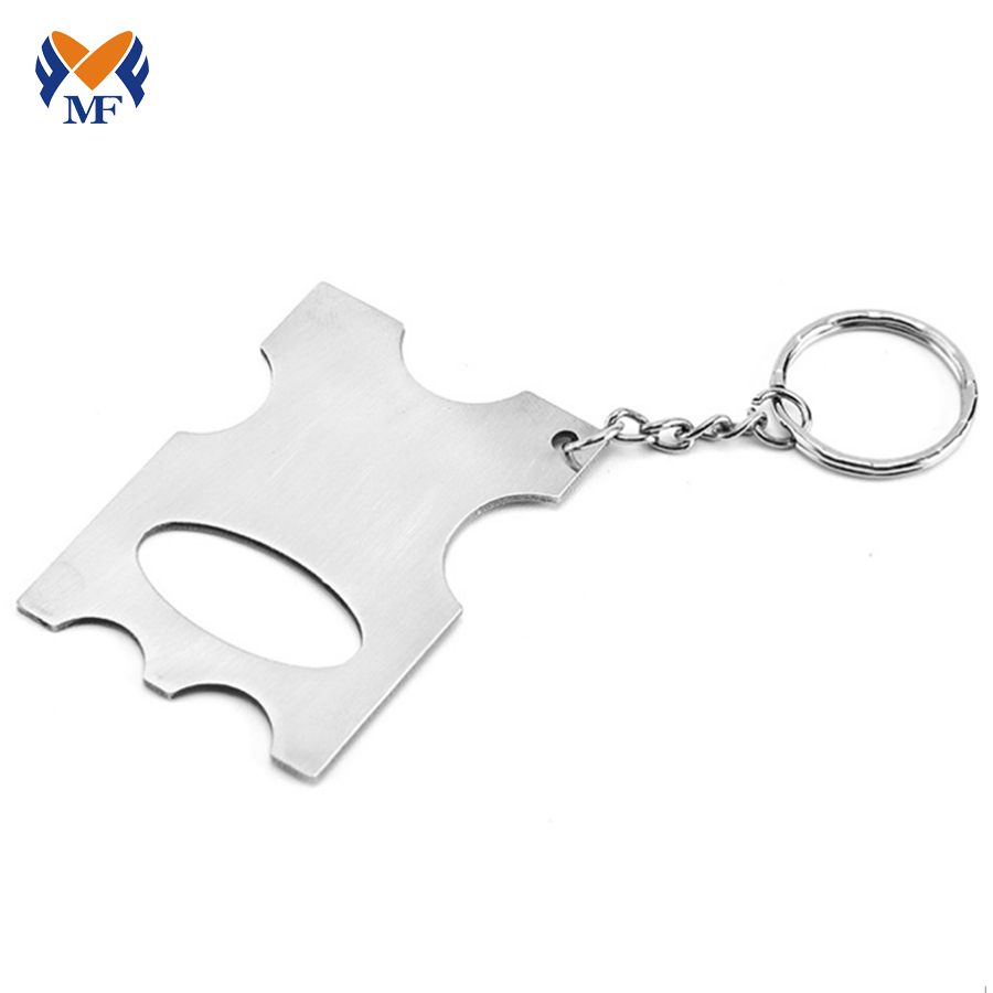 Bottle Opener Keychain Engraved