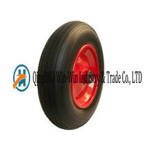 "Wheelbarrow PU Foam Wheels 14 ""X3.50-8"