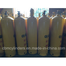 Customerized C2h2 Acetylene Cylinders 40L