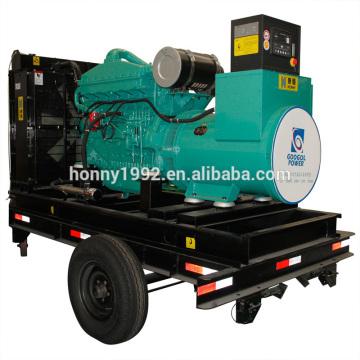 15kVA-2000kVA Googol Diesel Combustible Remolque Generador Eléctrico