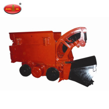 underground mining rock loader/tunnel mucking machine/mucking rock loader