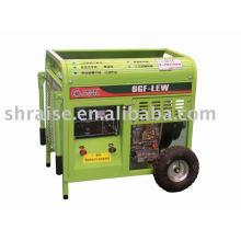 Gerador diesel portátil de 5.0kw
