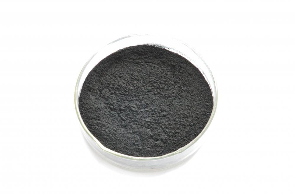 Waste water treatment powder carbon