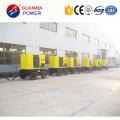 Silent Mobile Trailer 10kw-30kw Generator
