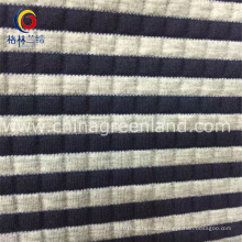 Polyester Double Knitted Scuba Jacquard Fabric for Garment (GLLML113)