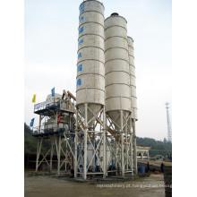 Estação de lotes de concreto estacionário Hzs 90 (90m3 / h)