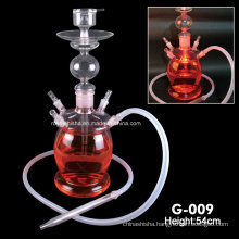 High Quality Hookah China Hookah Glass Hookah Shisha with LED