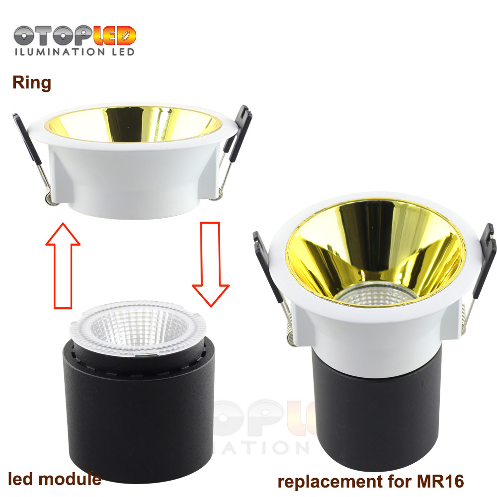 Hotel Replacement Led Downlight
