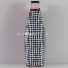 Fashion Gingham Neoprene, Pemegang Botol Bir