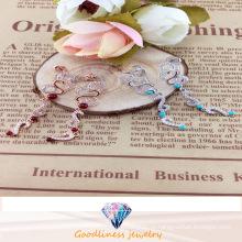 2016 Горячие продажи Серьги стерлингового серебра 925 женщин Se3344