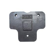 Schutzkabel Befestigung Zc Typ Zähler Gewicht Stücke
