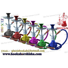 Beautiful Hot Sale Colored Mini Shisha Hookahs