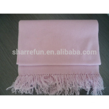 women 100% Cashmere thick winter hood scarf
