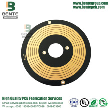 Best Price for for China Thick Copper Pcb,Thick Copper Board,Heavy Copper Pcb,Heavy Copper Boards Manufacturer FR4 PCB Thick Board Thick Copper PCB ENIG Black export to Poland Importers
