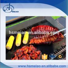 Wie auf TV gesehen Non-stick wiederverwendbare BBQ Grillmatte und Liner