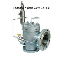 Pilot Operated Pressure Relief Valve (YCA46)