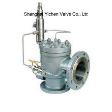Válvula de alívio de pressão operada por piloto (YCA46)