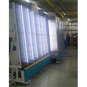 Línea de producción de prensado plano de vidrio hueco