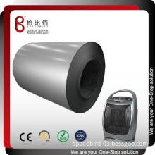 Plastic film color steel metal sheet