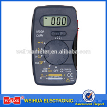 Multímetro Digital M300 Pocket Multimeter