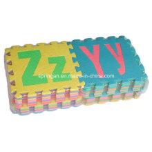 Englisch Alphabet Mosaik EVA Matte Spielzeug 26PCS