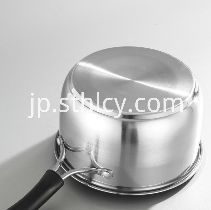 Stainless Steel Milk Pot3
