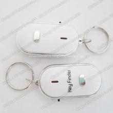 Localizador chave eletrônico do assobio, Key Finder, Keychains de Digitas