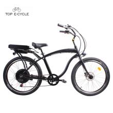 S1 48v 500 w ebike arrière moteur moyeu moteur chopper plage cruiser bicyclettes