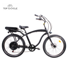 S1 48 v 500 w ebike motor traseiro hub motor chopper praia cruzador de bicicletas