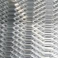 Plain Weave Galvanized Expanded Metal Wire Mesh