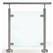Handrail bracket for tube railing bracket baluster design for glass balcony