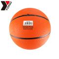 Mini en cuir en caoutchouc Mini Personnaliser votre propre formation de ballon de basket en vrac