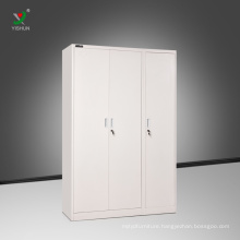 Locker furniture knock down locker steel cloth storage locker with inner box