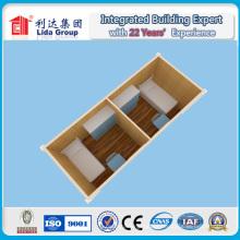 Lujo Encantador prefabricado desmontable hogar con muebles
