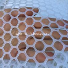 100% HDPE Plastic Fence Netting